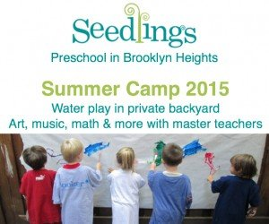 Banner ad summer camp