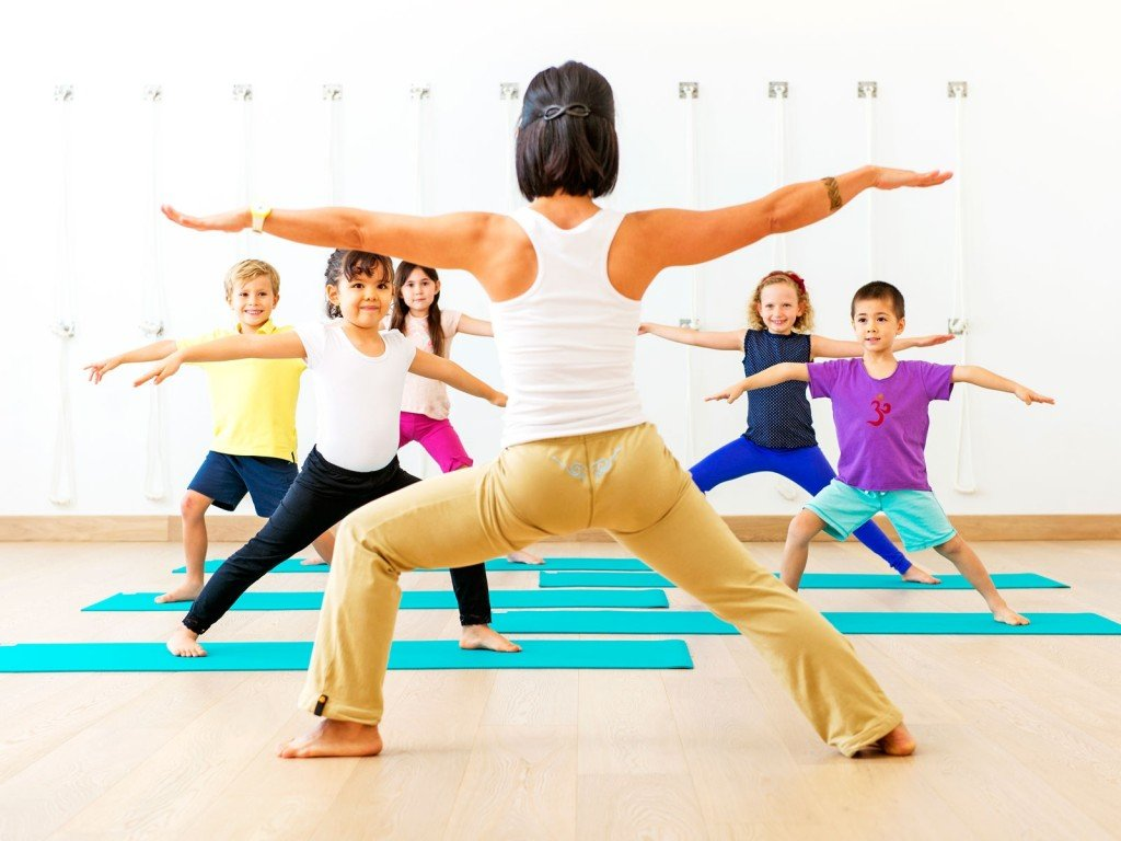 Modular Classroom Yoga ~ Brooklyn bridge parents