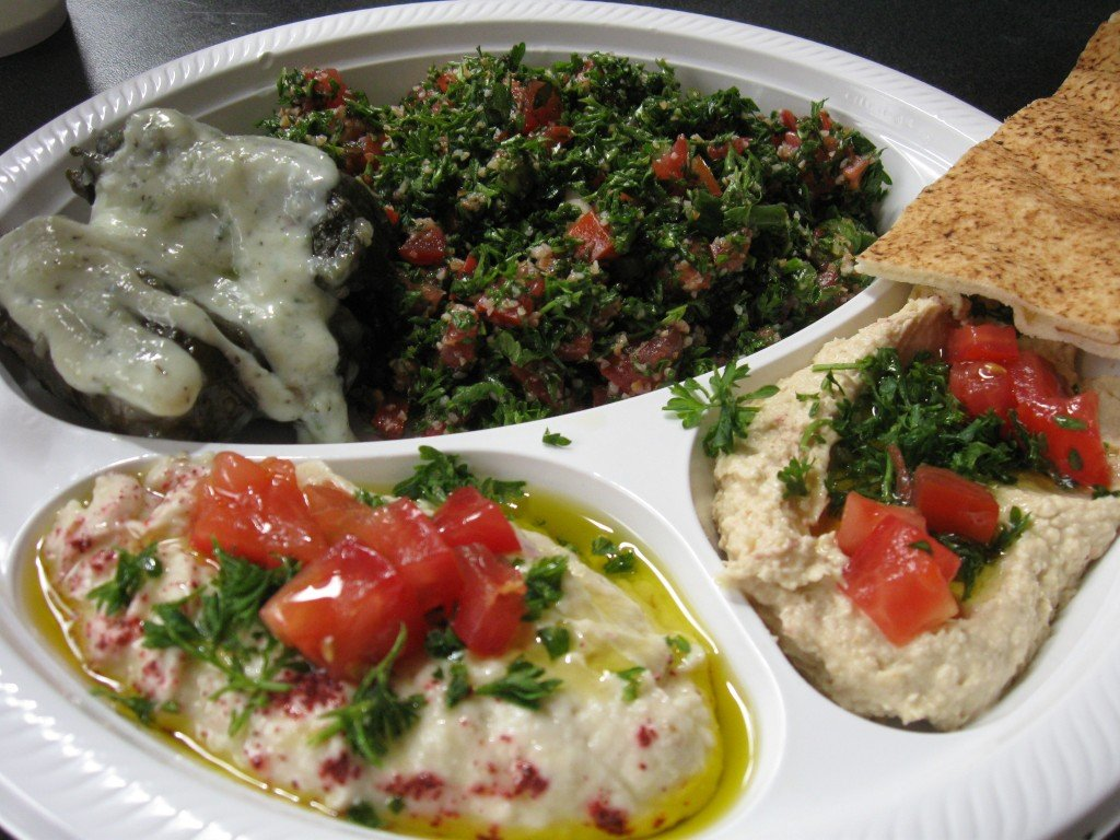 Brooklyn bridge parents for About lebanese cuisine