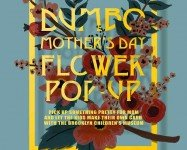 Mother's day event for the whole family in DUMBO's Archway