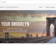 Same-day delivery from eBay Brooklyn for just $5 – get diapers, toys and more today (sponsored)