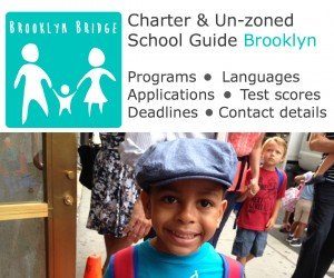 Charter school guide pop-up