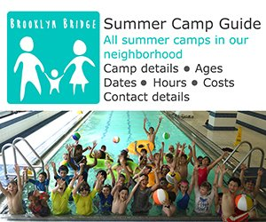 Summer camp guide pop-up