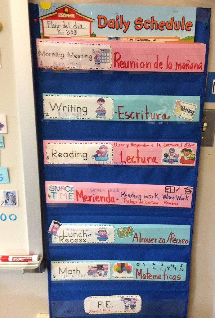 """A look inside PS 133 – a """"choice"""" school with French and Spanish ..."""
