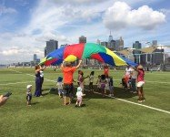 Free kids activities in Brooklyn Bridge Park this spring and summer