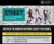 Family Day & Teen Night at Brooklyn Historical Society on 5/21