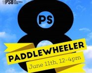 PS 8 Paddlewheeler block party on 6/11