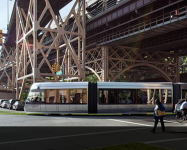 Community session about Brooklyn Queens Connector 6/20