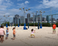 Pier 6 temporary family play space, field day and more 7/23-7/24