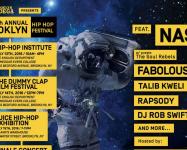 Brooklyn Hip Hop festival in DUMBO 7/15 – 7/16