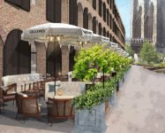 Soho House is opening Italian eatery at the Empire Stores in DUMBO