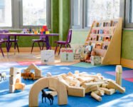 Free kids party at new New York Kids Club in Cobble Hill