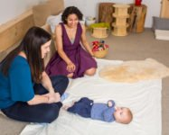 Spring RIE® Classes At The Nurtured Child in DUMBO (sponsored)