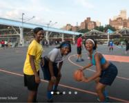 Free basketball clinics at Pier 2 kicking off May 2nd