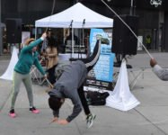 Upcoming BK Block Parties at Albee Square Plaza in Downtown Brooklyn