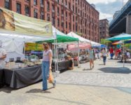 DUMBO's Farmers Market kicking off June 7th with weekly kids activities