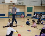 Upcoming walk-throughs for prospective families at PS 307 in Vinegar Hill