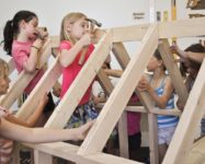 Construction Kids Summer Camp – Old School Tools, New School Learning (sponsored)
