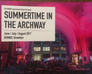 Free concert series Live at the Archway in DUMBO