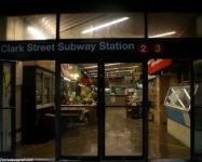 Subway service through Clark St. tunnel suspended until Spring 2018