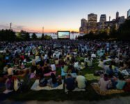 Movies with a view in Brooklyn Bridge Park this summer