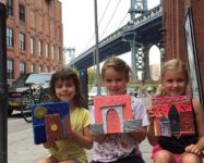 Art & Animation camps booking now at DUMBO's beloved Creatively Wild Art Studio (sponsored)