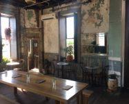 A look inside the Gatehouses bar at the Brooklyn Navy Yard