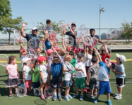 Kids tennis camp in August in Brooklyn Heights – few spots left! (sponsored)