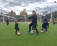 Soccer Shots Fall classes in our neighborhood for ages 2 to 8 + free trial classes (sponsored)