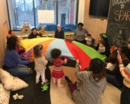 Class registration for Fall 2017 at SPARK by Brooklyn Children's Museum in DUMBO (sponsored)