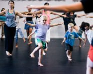 Mark Morris Dance Center Open House 9/9