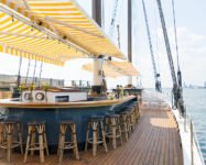Pier 6 sailboat oyster bar open until end of October