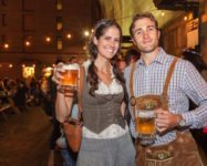 Family-friendly Oktoberfest in DUMBO on 10/6 & 10/7