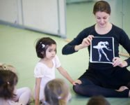 Dance classes for kids in our neighborhood
