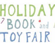 Book fairs and holiday markets in our neighborhood