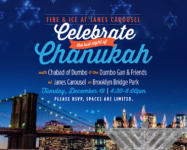 Hanukkah celebrations for kids in our neighborhood