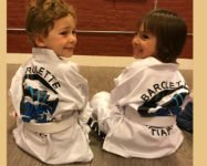 New kids martial arts school Barolette Martial Arts in Vinegar Hill (sponsored)