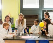 Women in STEM Expo at PS 307 – presenters needed