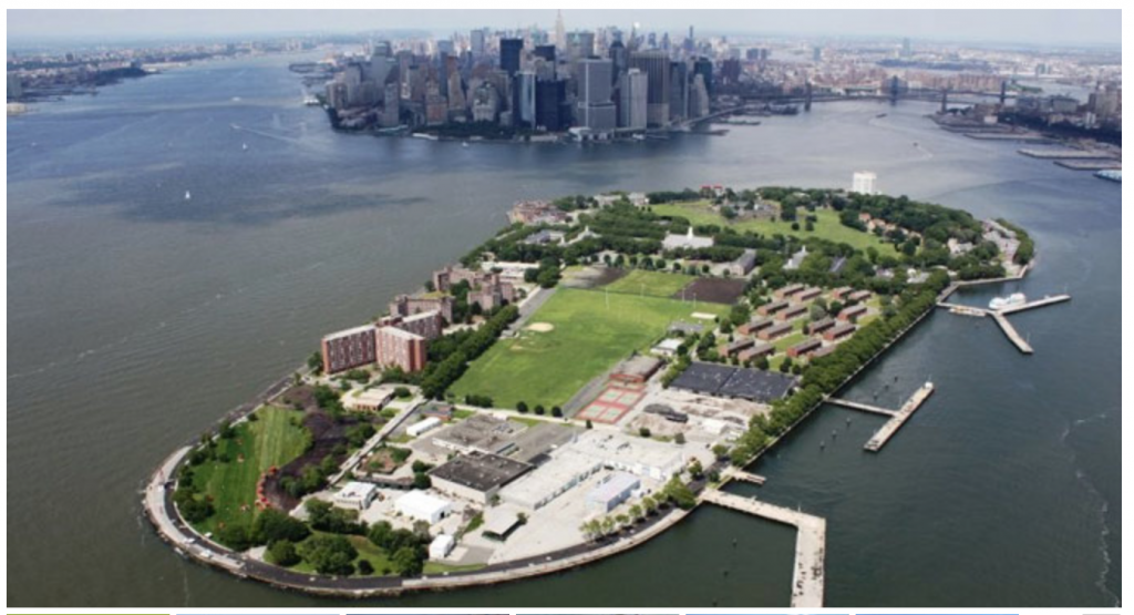 Governors Island New York Memorial Day