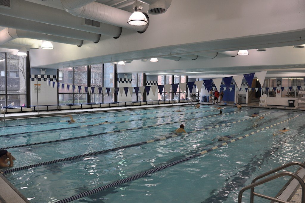 Brooklyn bridge parents for Indoor swimming pools in brooklyn