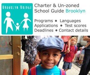 Charter school guide pop-up