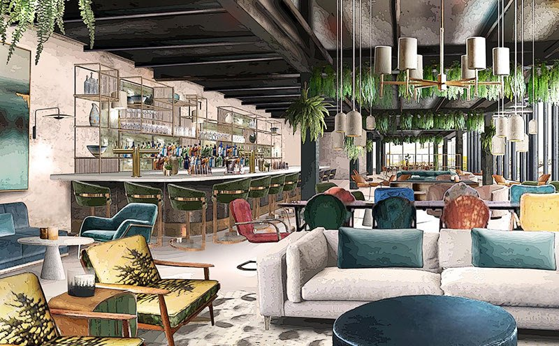 This Autumn Soho House Be Opening Their Third House In New York U2013 This Time  In DUMBO. Occupying The Top Two Floors Of The Empire Stores (above  Cecconiu0027s ...