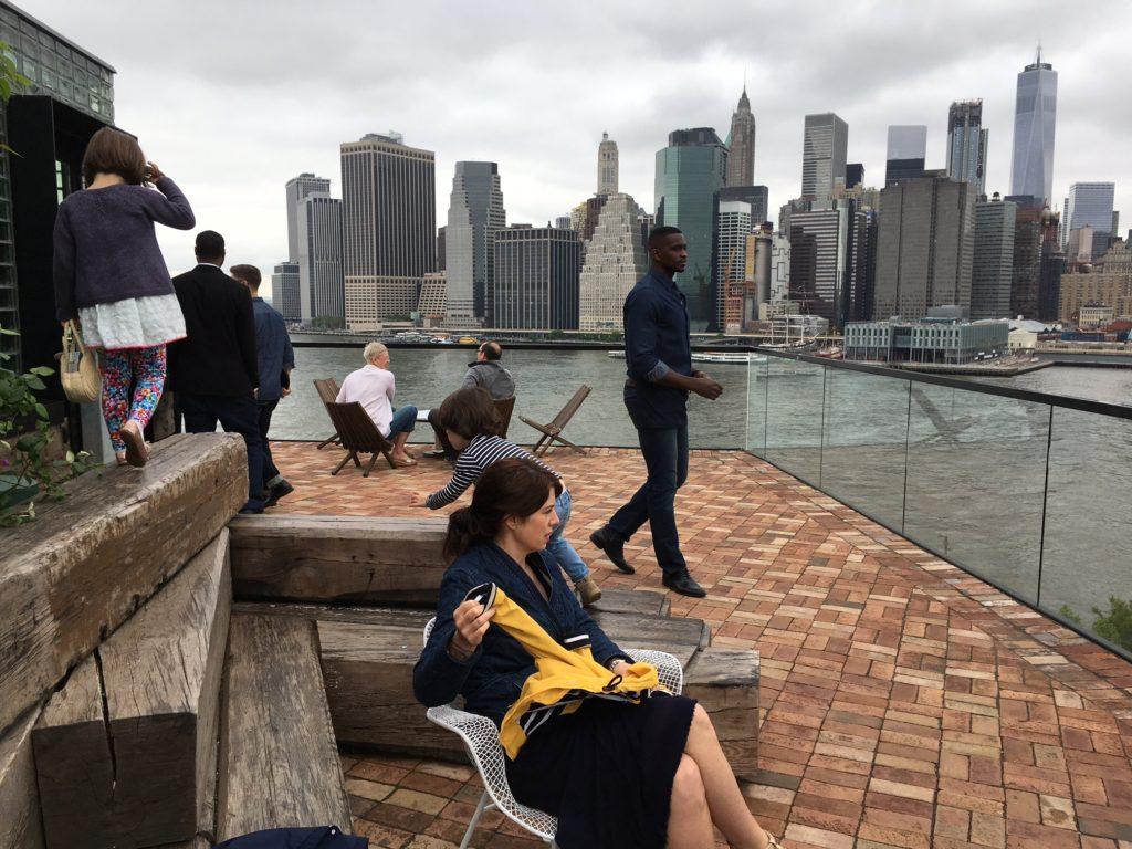 Brooklyn Bridge Parents