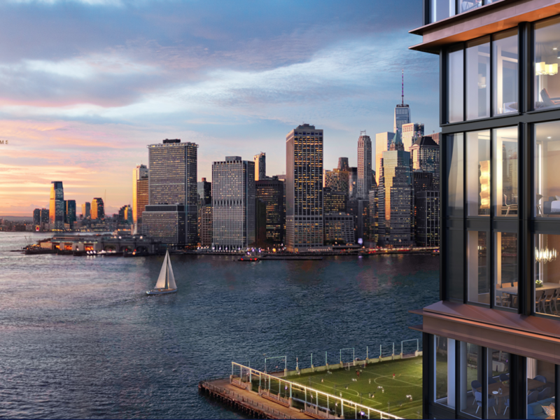 Sales for Pier 6 condos launching this spring