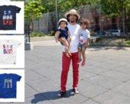 Meet creative Downtown Brooklyn dad & kids apparel brand founder Eddie Hahn