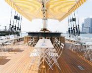 Pier 6 sailboat oyster bar open for the 2018 season