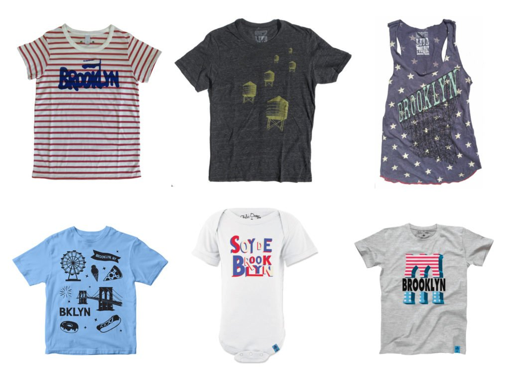 2396691a3 We offer Brooklyn-themed t-shirts and onesies on our partner site  IntoBrooklyn.com – most of them designed and printed by entrepreneur and  designer parents ...