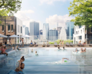 Permanent pool coming to Brooklyn Bridge Park