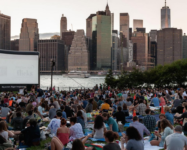Movies with a View in Brooklyn Bridge Park 2018