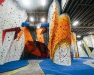 New climbing gym opening in Gowanus